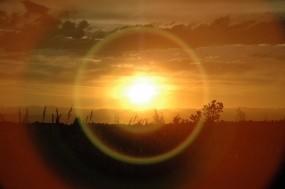 Обои Лучи солнца: Свет, Солнце, Закат, Лучи, Природа