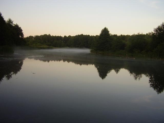 Безмятежное озеро