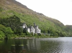Обои Ирландия: Горы, Скалы, Озеро, Небо, Прочие пейзажи