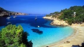 Обои Ibiza: Пляж, Море, Остров, Природа