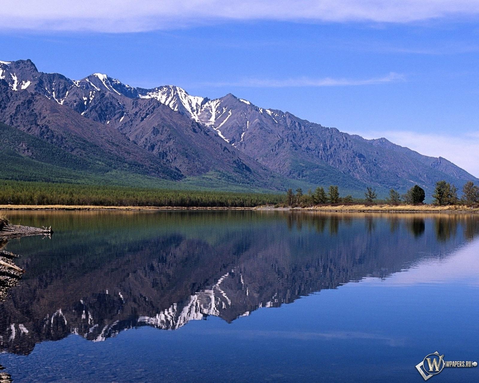 Обои россия байкал озеро байкал