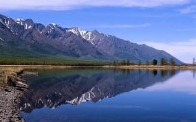 Обои Россия - Байкал: Озеро, Байкал, Байкал