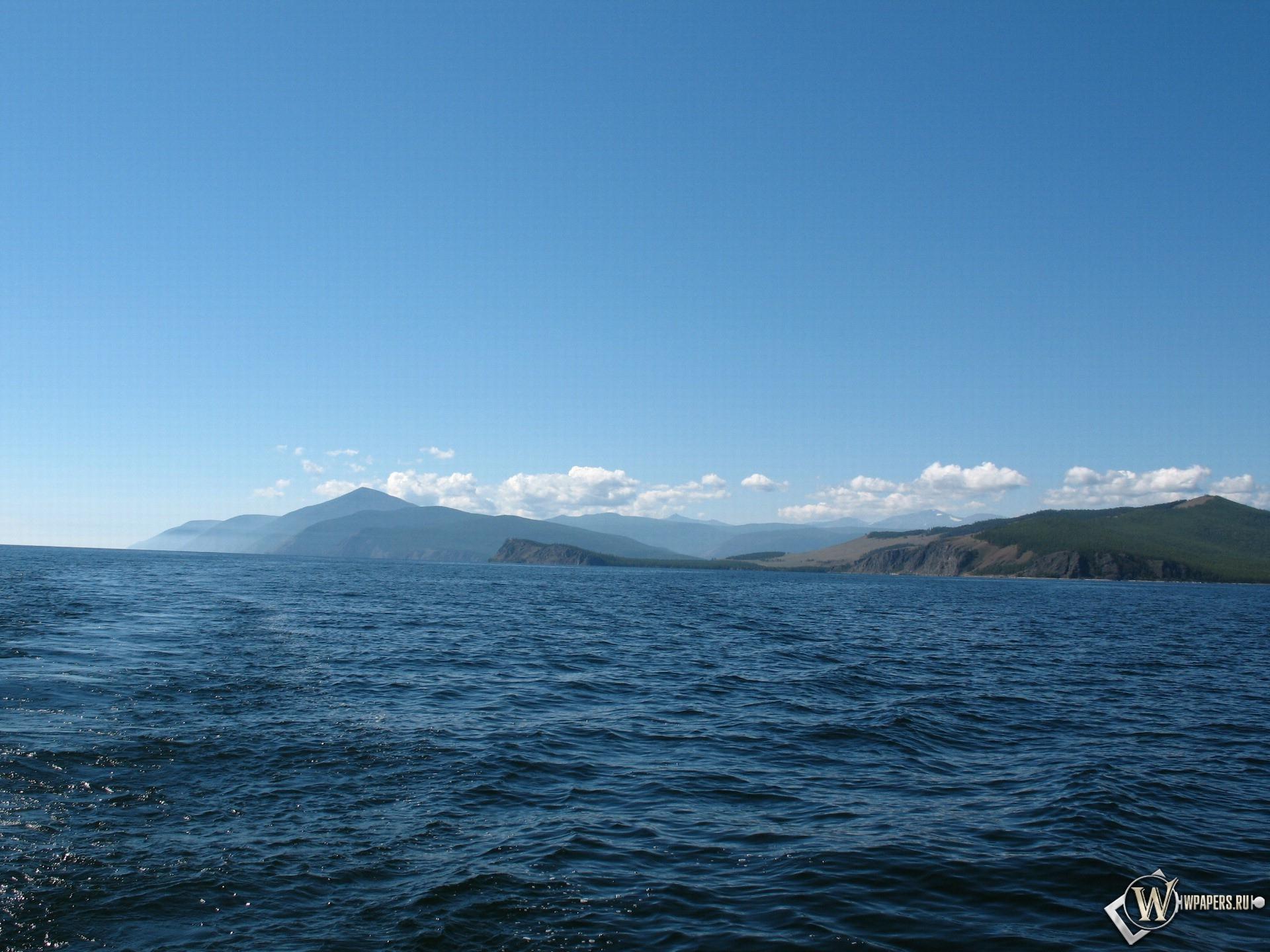 Воды Байкала 1920x1440