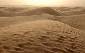 Обои Песчаные дюны: Пустыня, Песок, Жара, Дюны, Прочие пейзажи