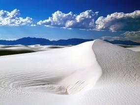 Обои Белые пески: Облака, Пустыня, Песок, Прочие пейзажи