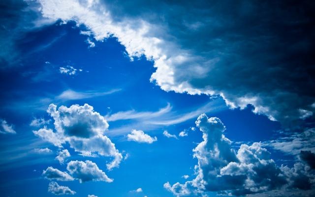 Облака HDR