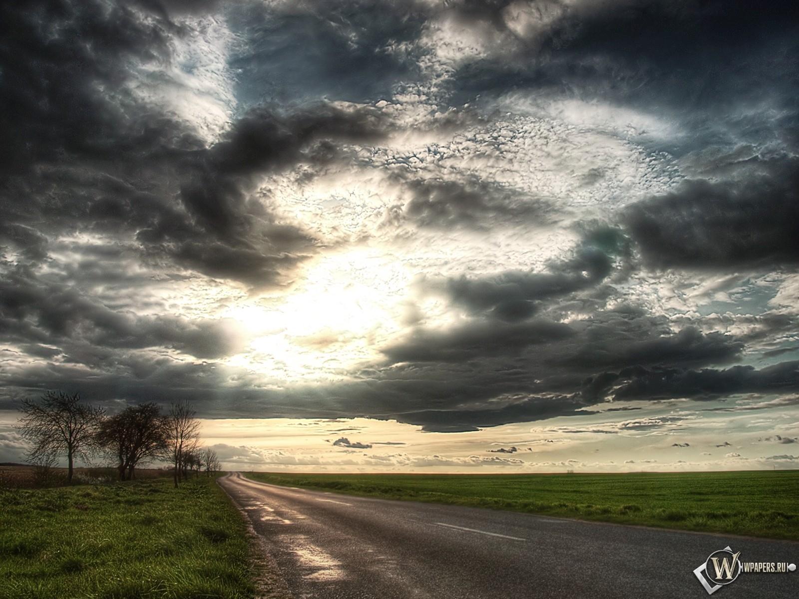 Небо и земля 1600x1200