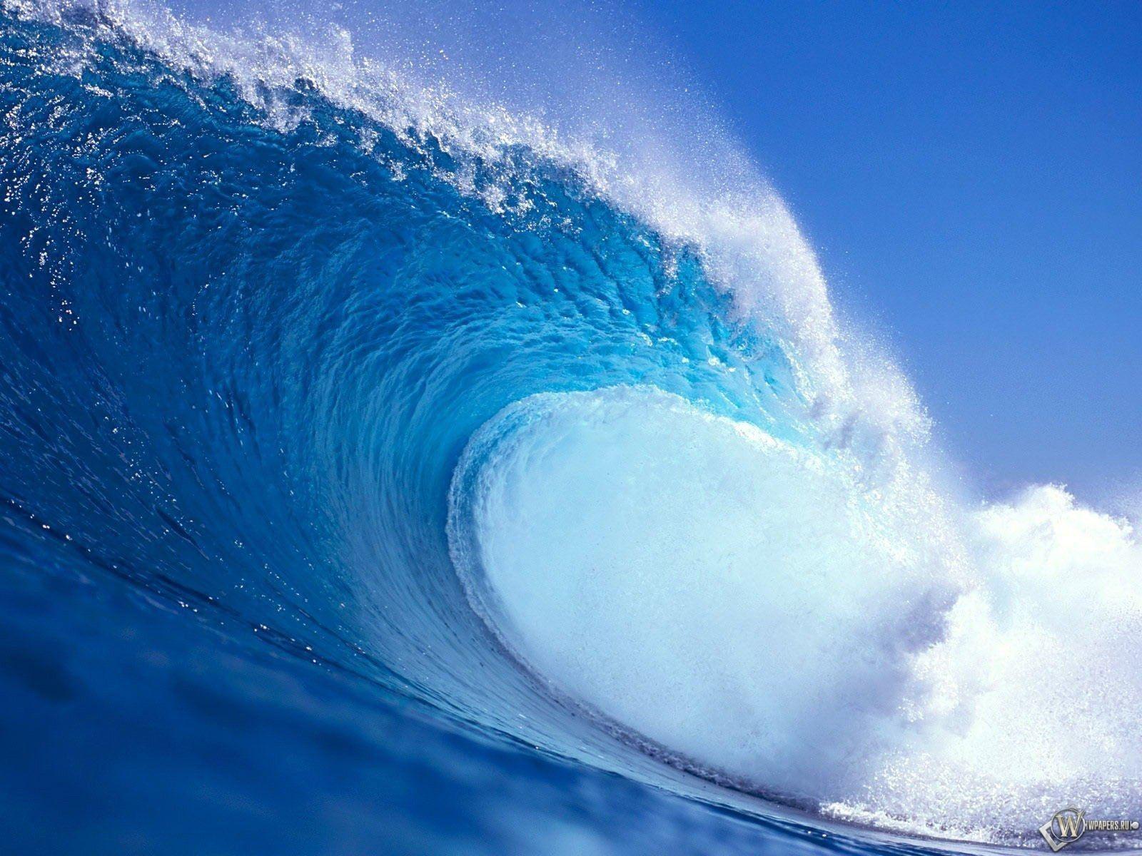 Морская волна 1600x1200