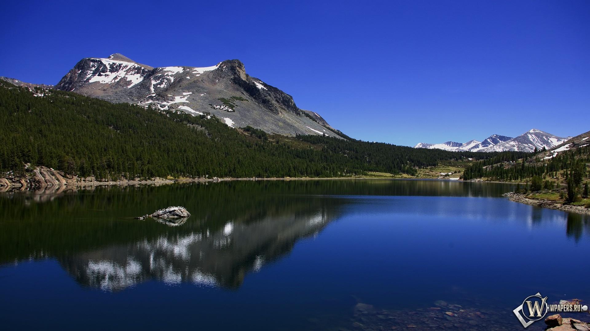 Горное озеро 1920x1080