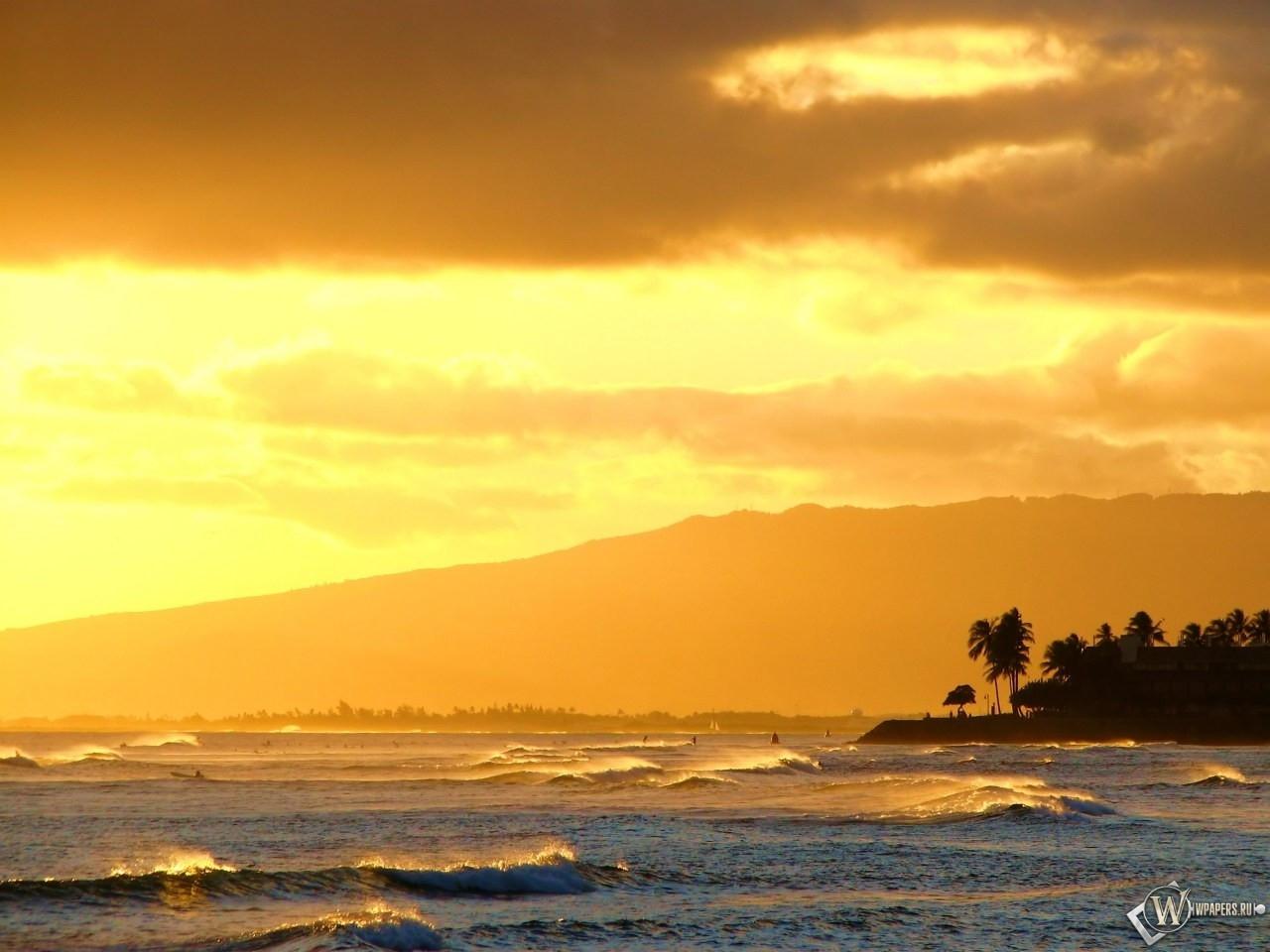Sunset 1280x960