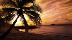 Обои Удивительный закат: Солнце, Закат, Relax, Красиво, Прочие пейзажи
