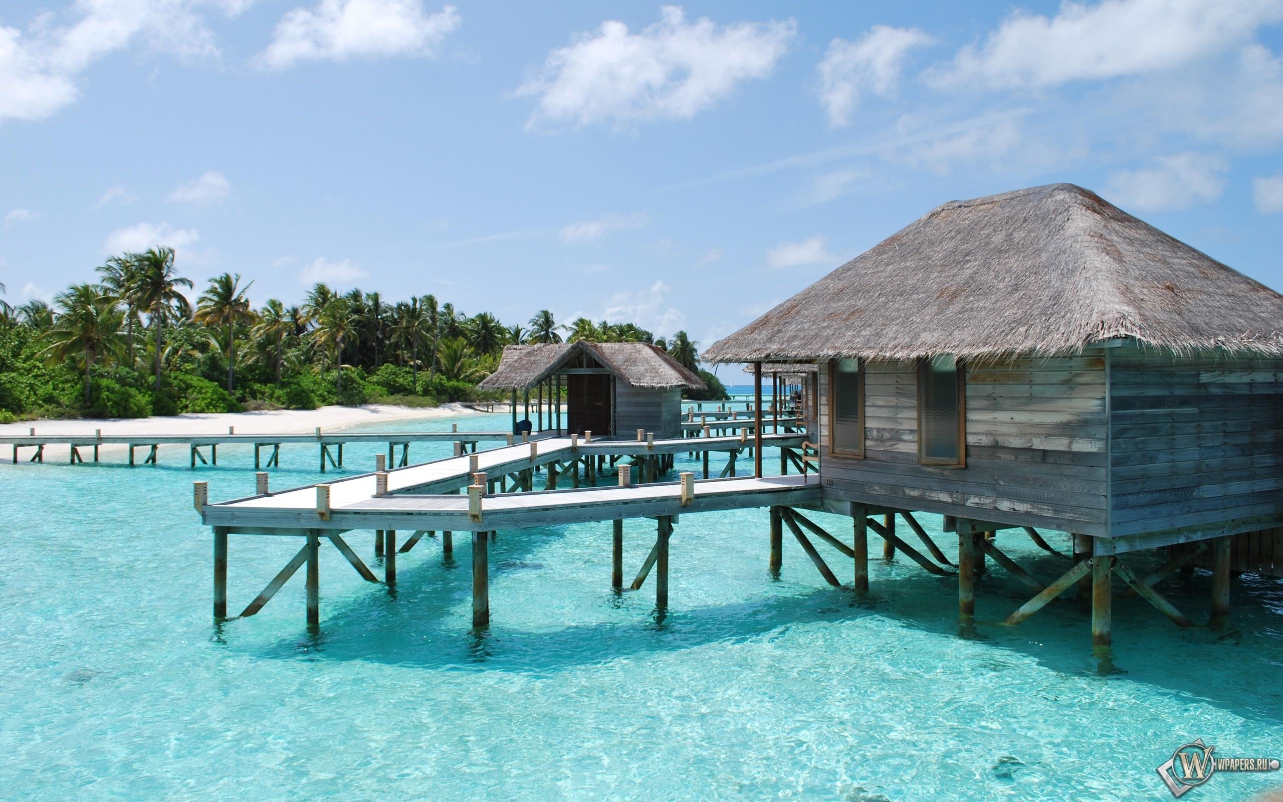 Maldives 2560x1600