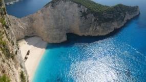 Обои Край острова: Море, Океан, Остров, Скалы, Прочие пейзажи