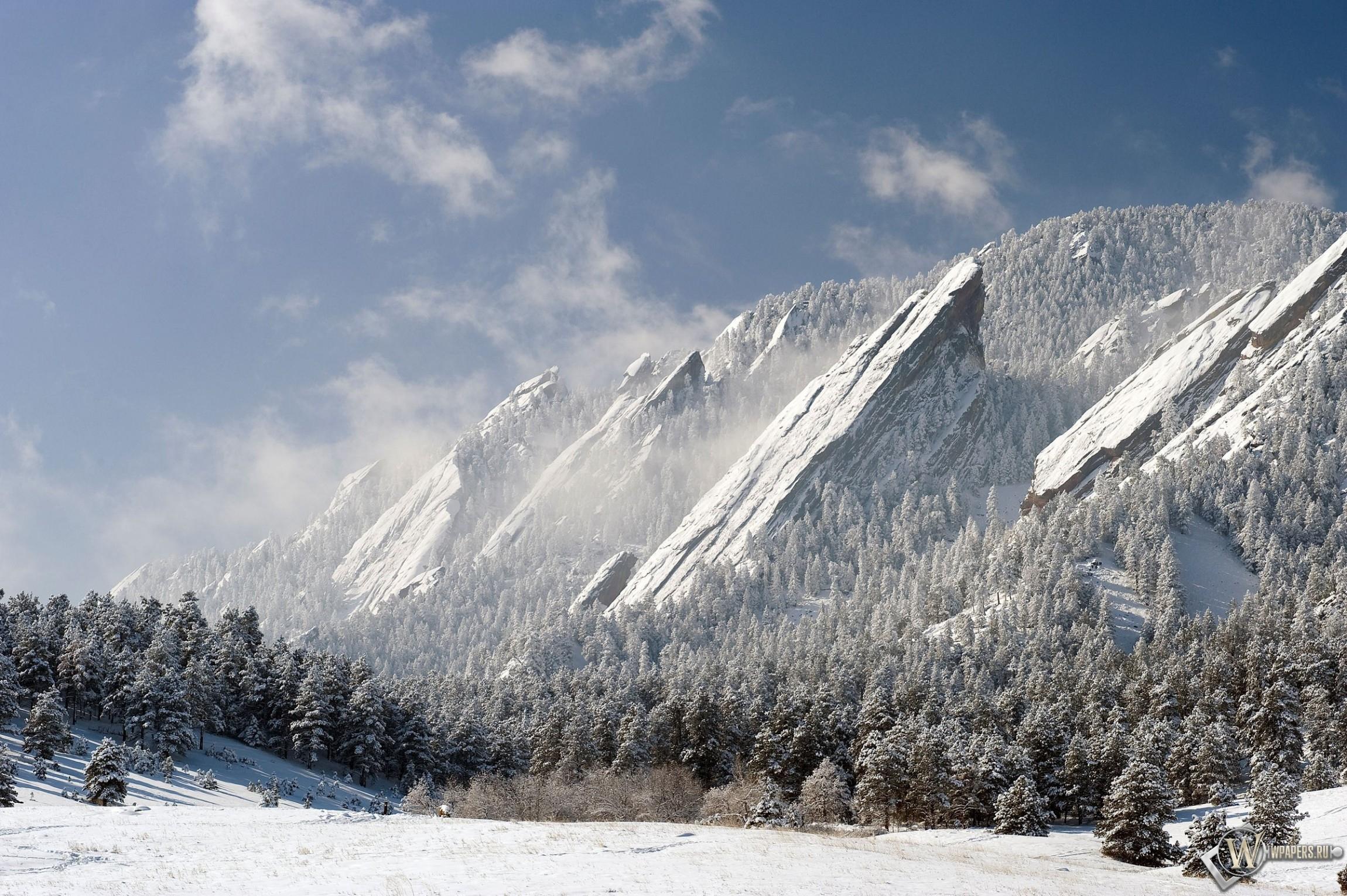 Боулдер (Колорадо) 2300x1530