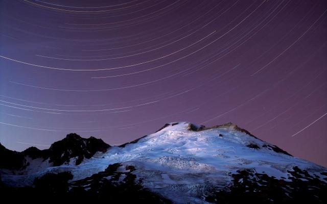 Ночь на горе