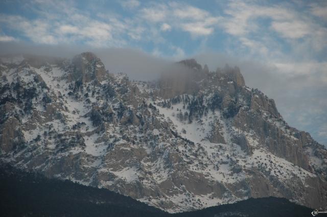 Ялта горы