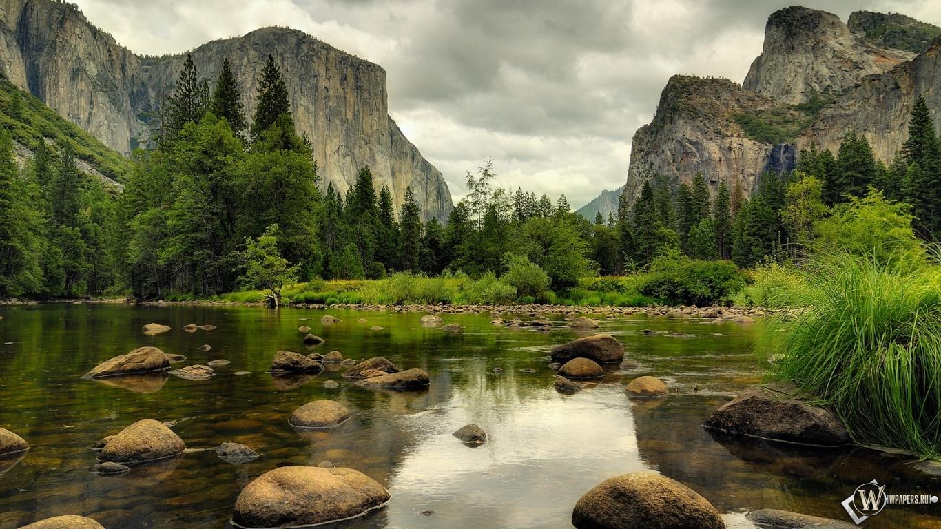 Обои природа горы горы природа