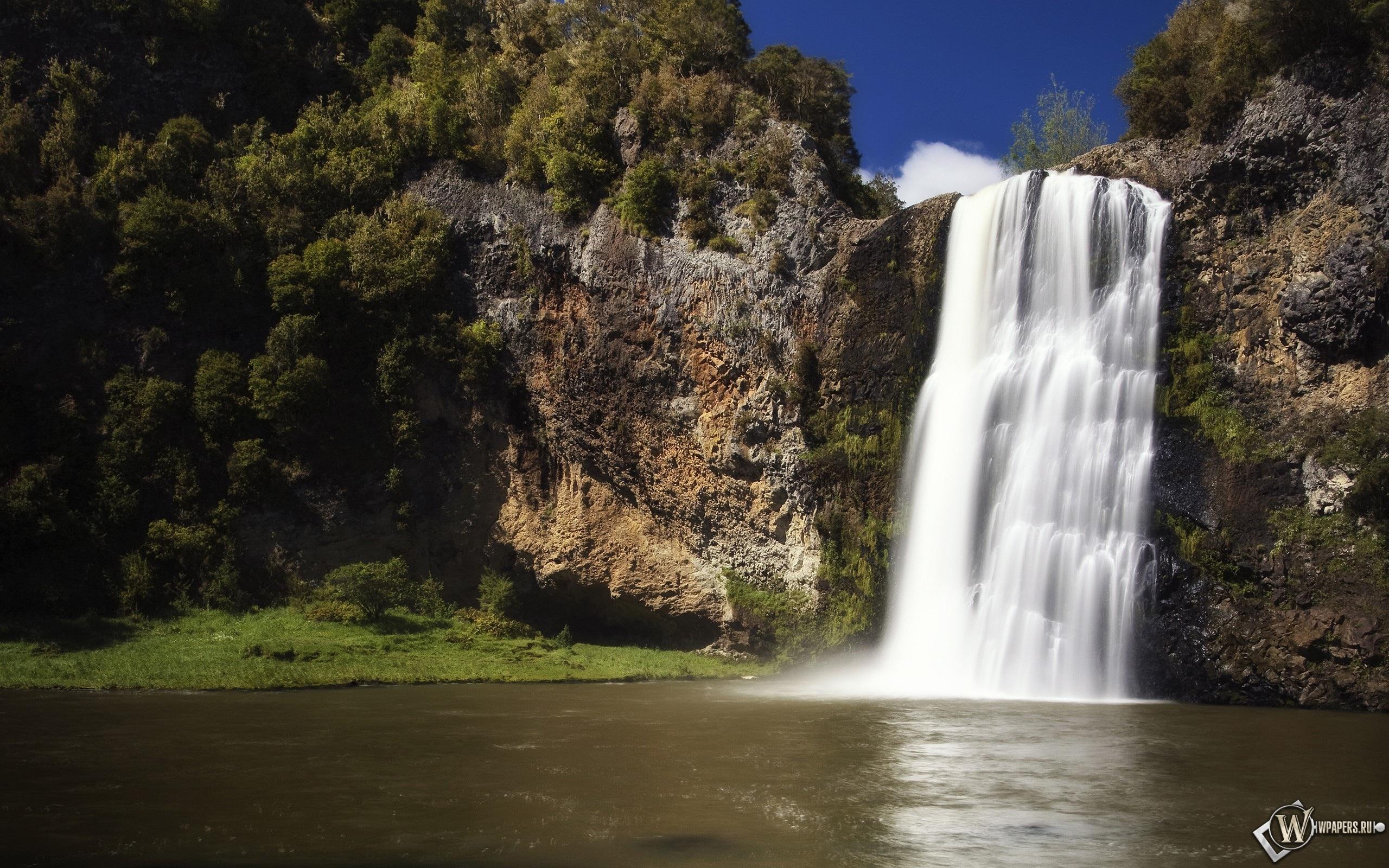 Hunua falls 2560x1600