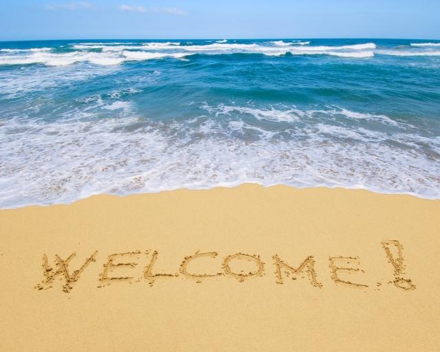 Добро пожаловать на море