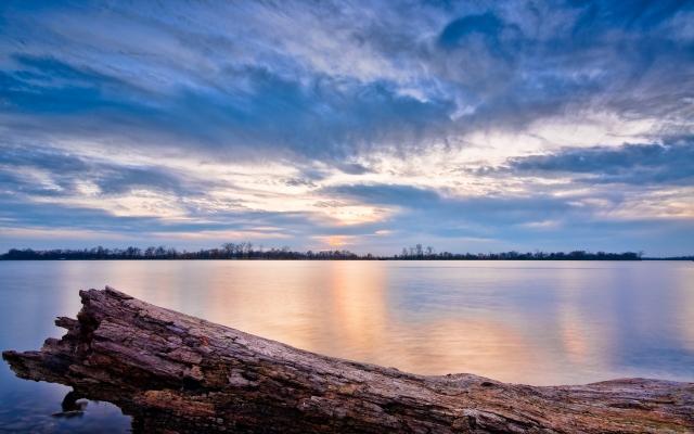 Озеро Иллинойс