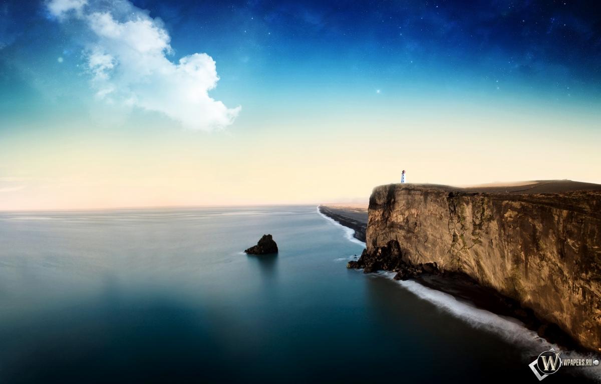 Небо обои пейзажи 1200x768 картинки