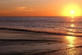 Обои Миртл-Бич: Море, Солнце, Восход, Вода и небо