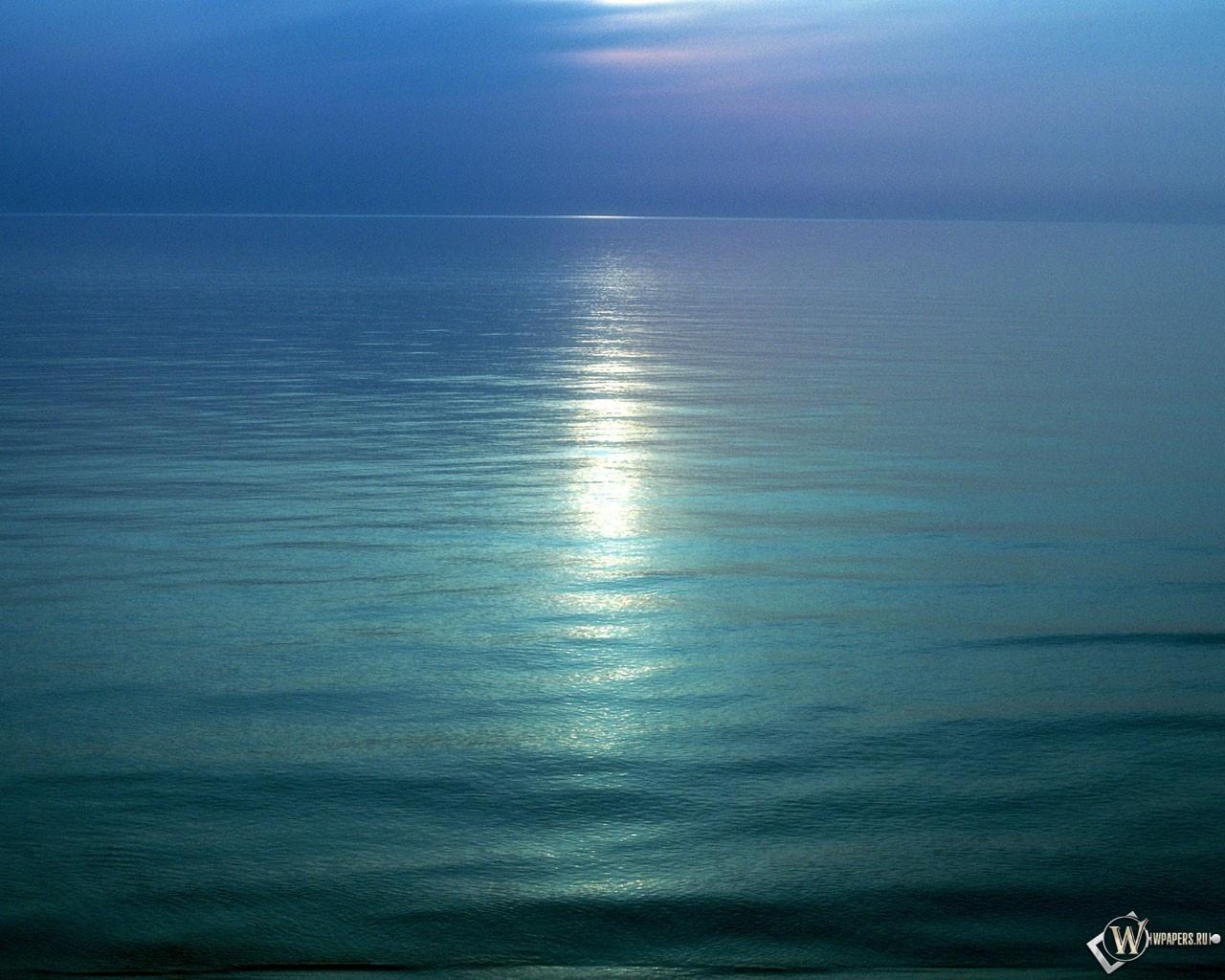Морская гладь 1280x1024