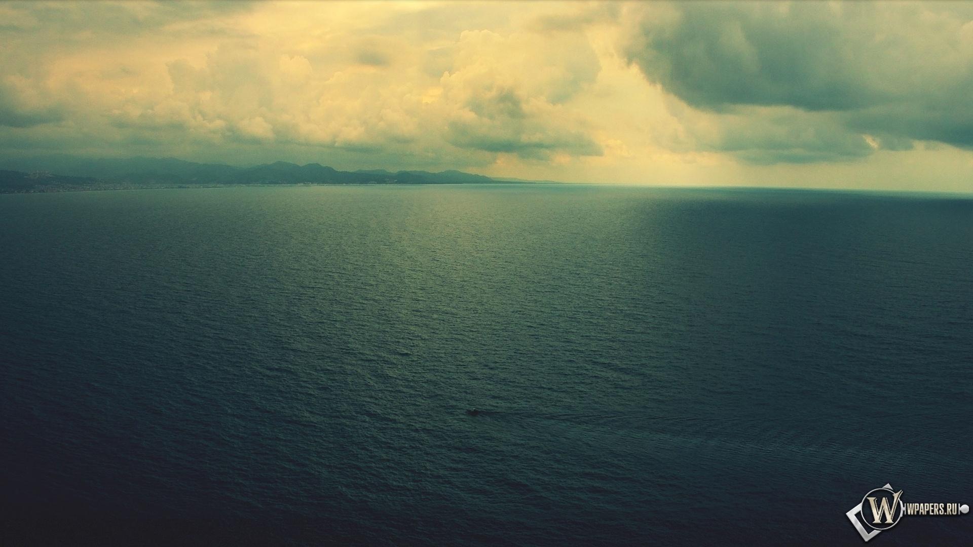 Штиль на море 1920x1080