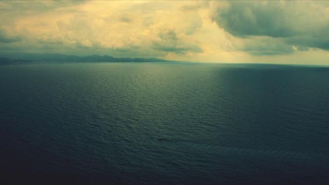 Штиль на море