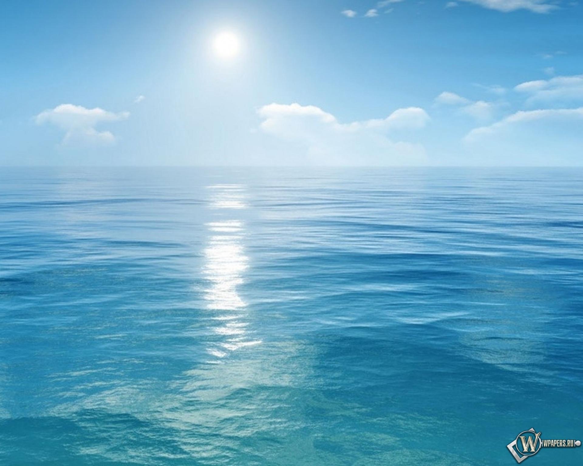 Горизонт над морем  № 274231 без смс