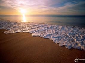 Обои Морской прибой: , Вода и небо