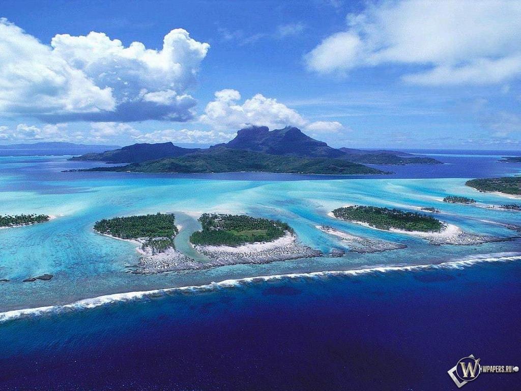 Острова 1024x768