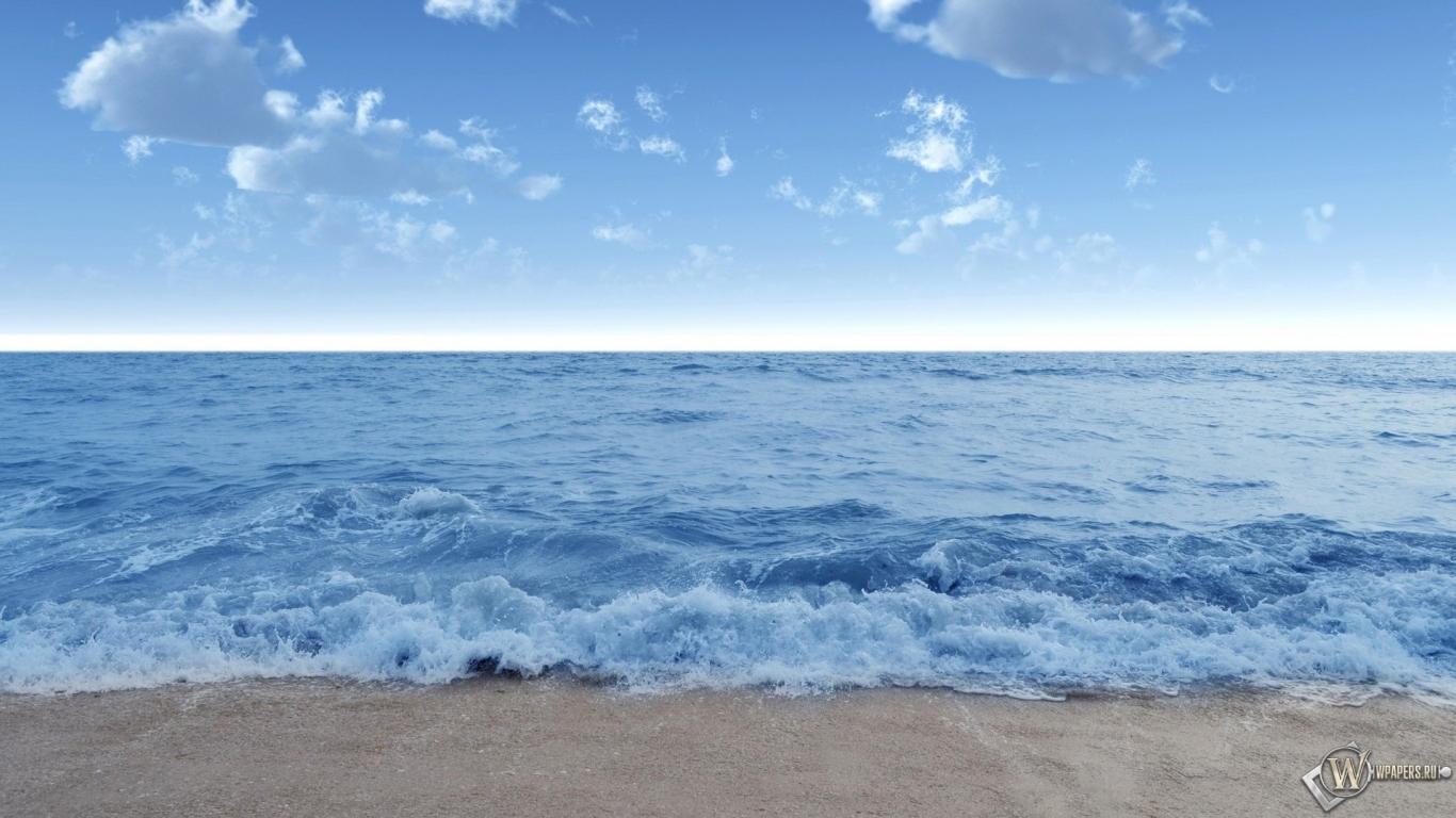 Море обои на рабочий стол 1280х1024