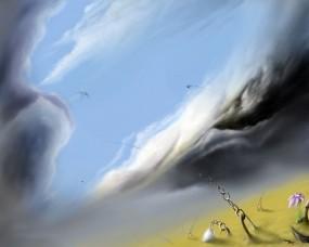 Обои Абстракция: Полёт, Мечта, Абстракции