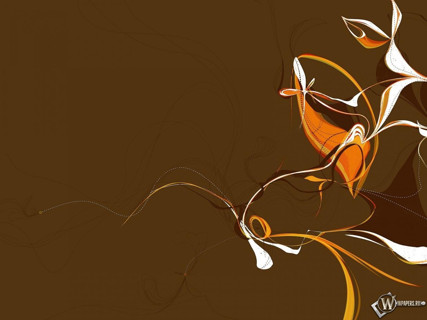 Обои узоры, цветы. Абстракции foto 19