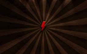 Обои Красная молния: Линии, Лучи, Обои, стрела, Абстракции