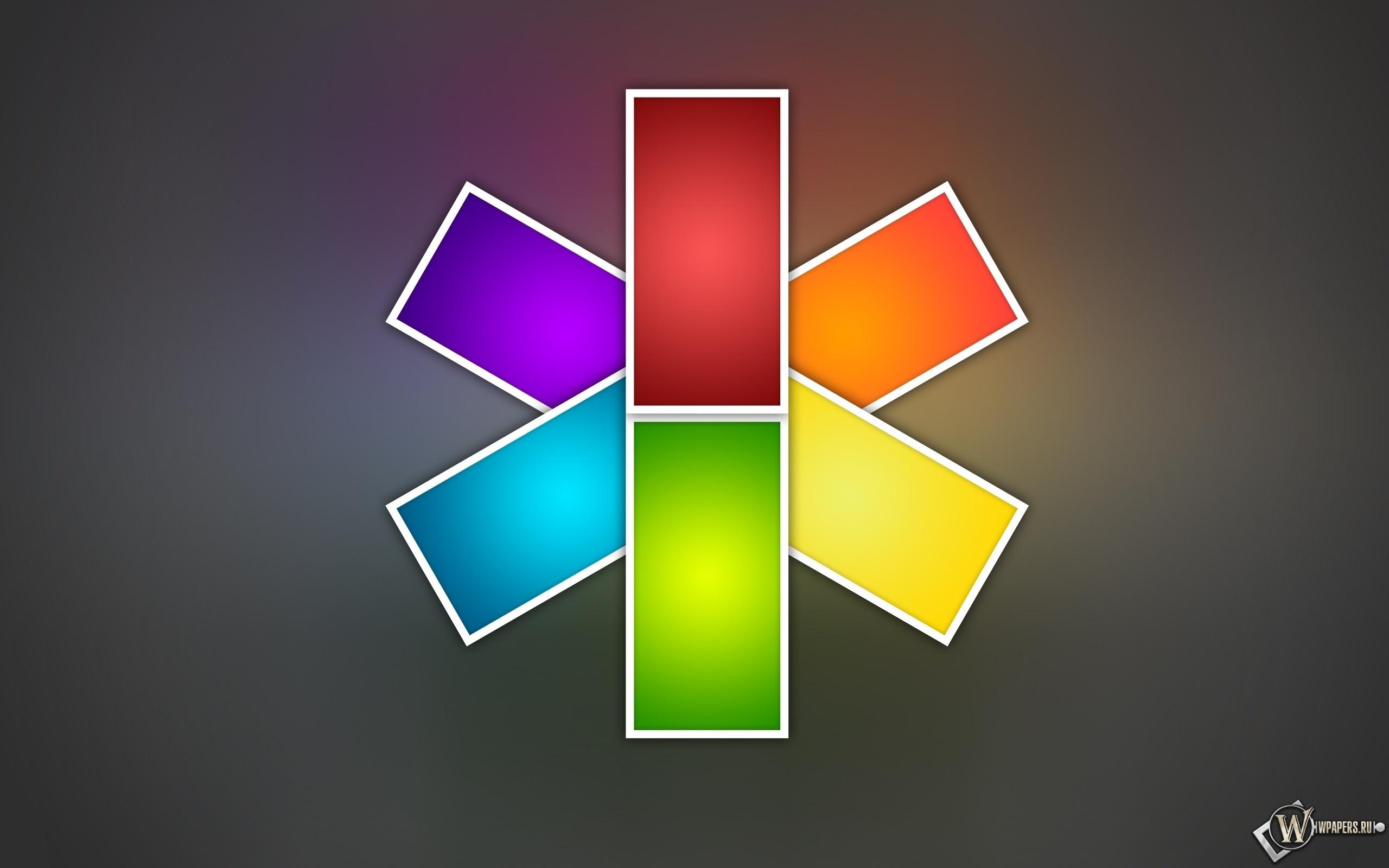 Креативные цвета 2560x1600