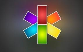 Обои Креативные цвета: Абстракция, Цвета, Минимализм, Дизайн, Абстракции