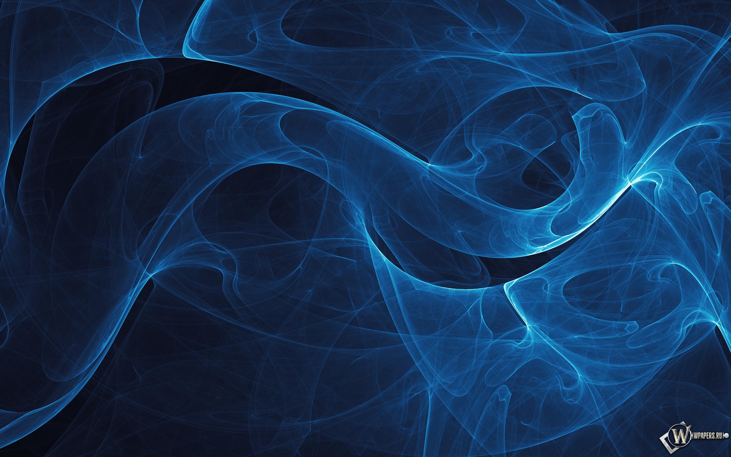 Голубая дымка 2560x1600