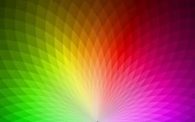 Обои Радуга цвета: Цвет, Радуга, Абстракции