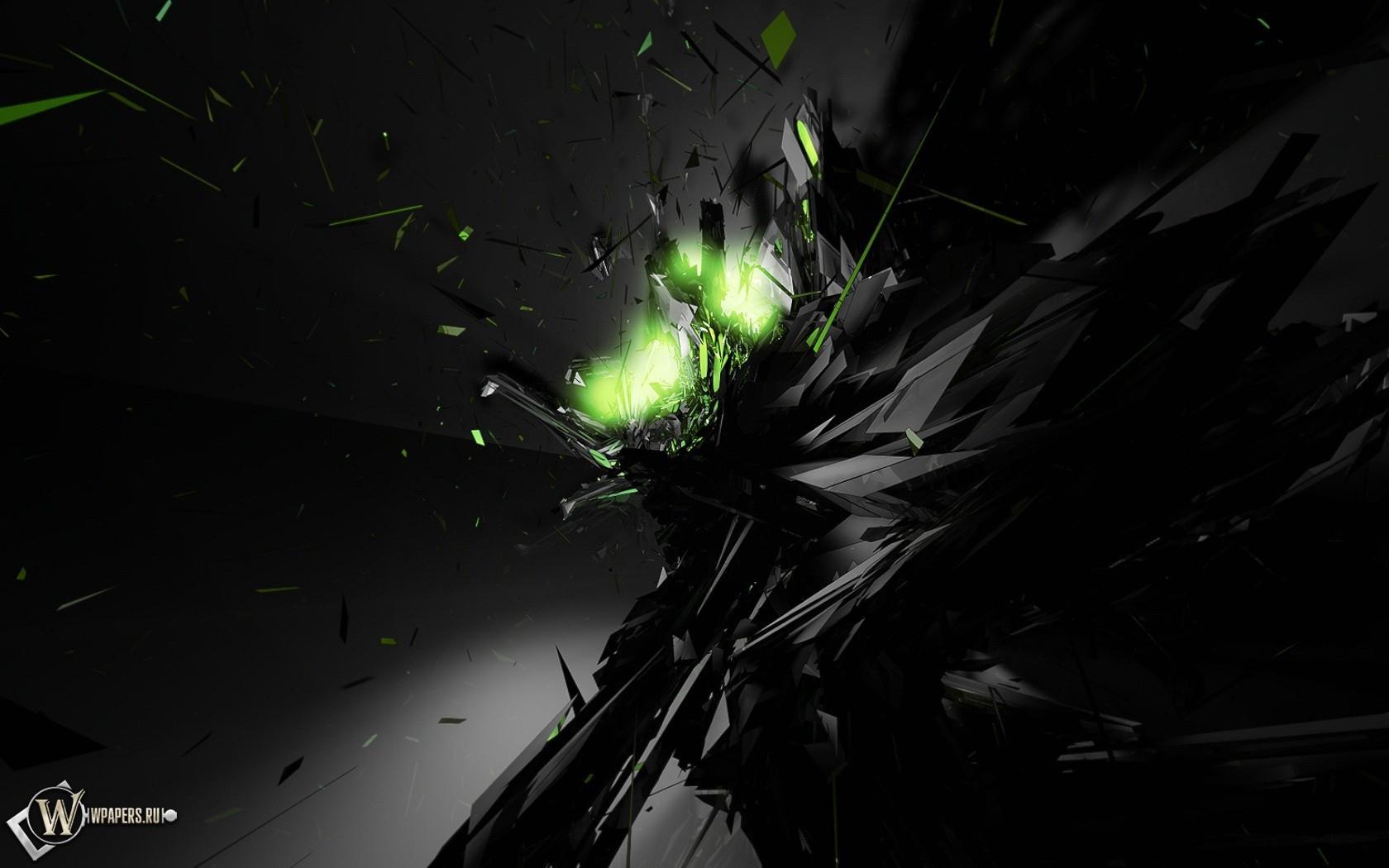 3D Взрыв 1680x1050