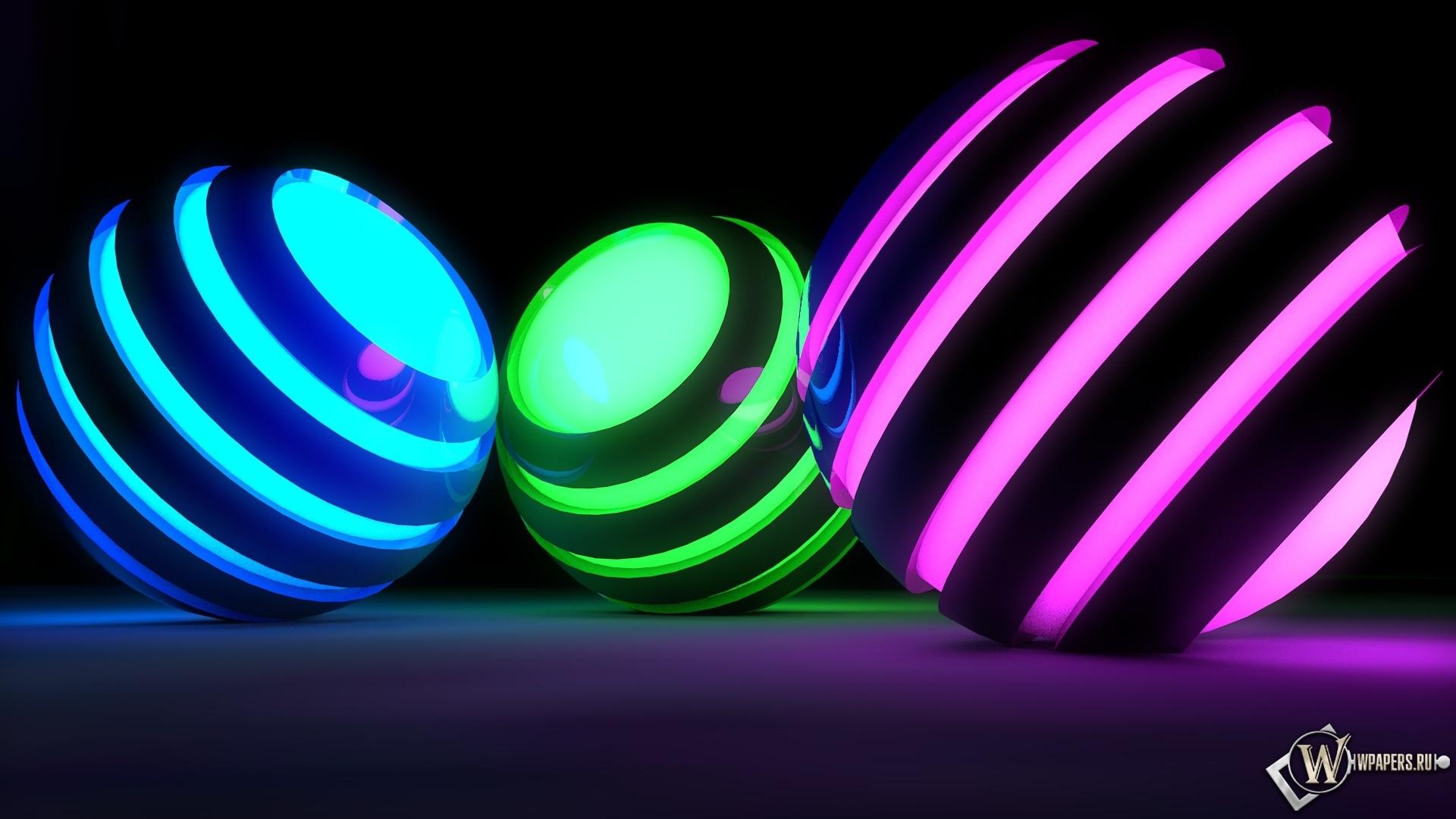 Spheres 1920x1080