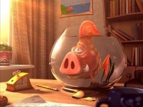 Рыба свинья
