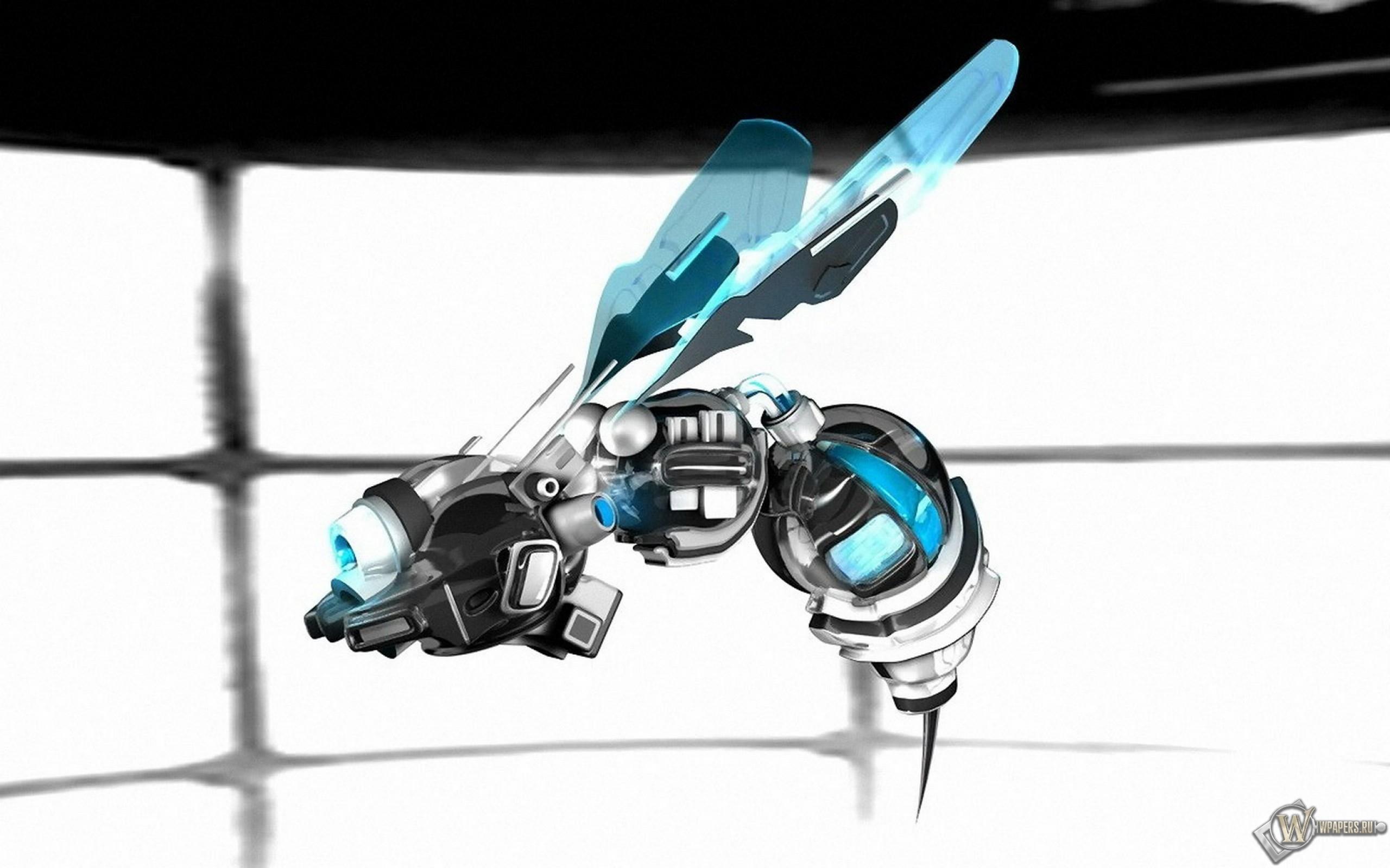Оса-робот 2560x1600