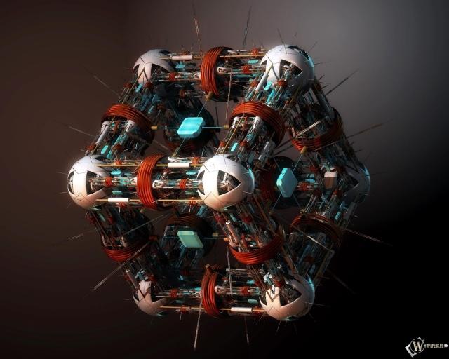Нано куб