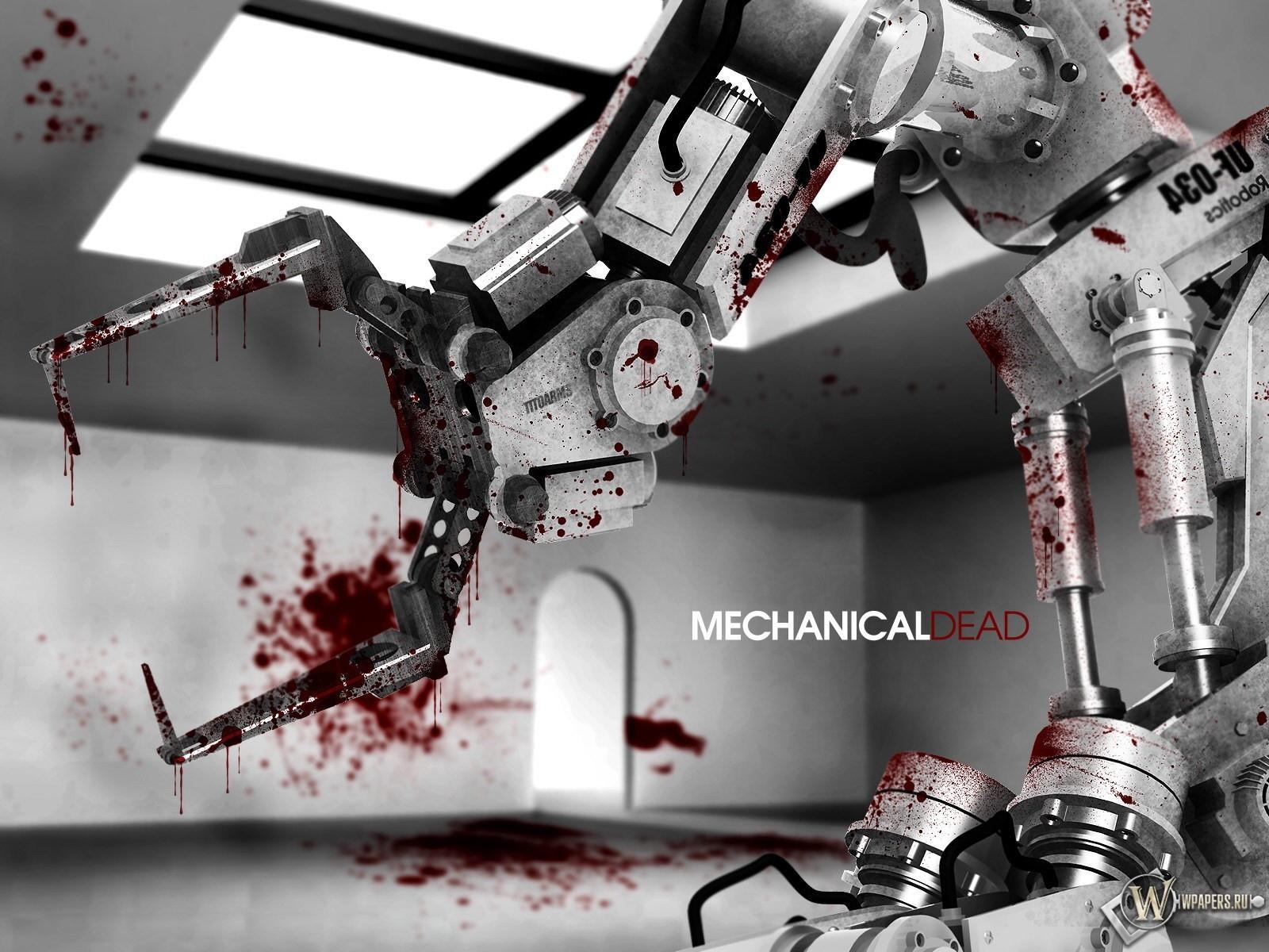 Робот убийца 1600x1200