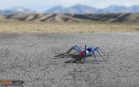 Обои Spyder: Паук, 3D графика, CSV, Рендеринг