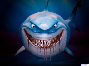 3D Акула
