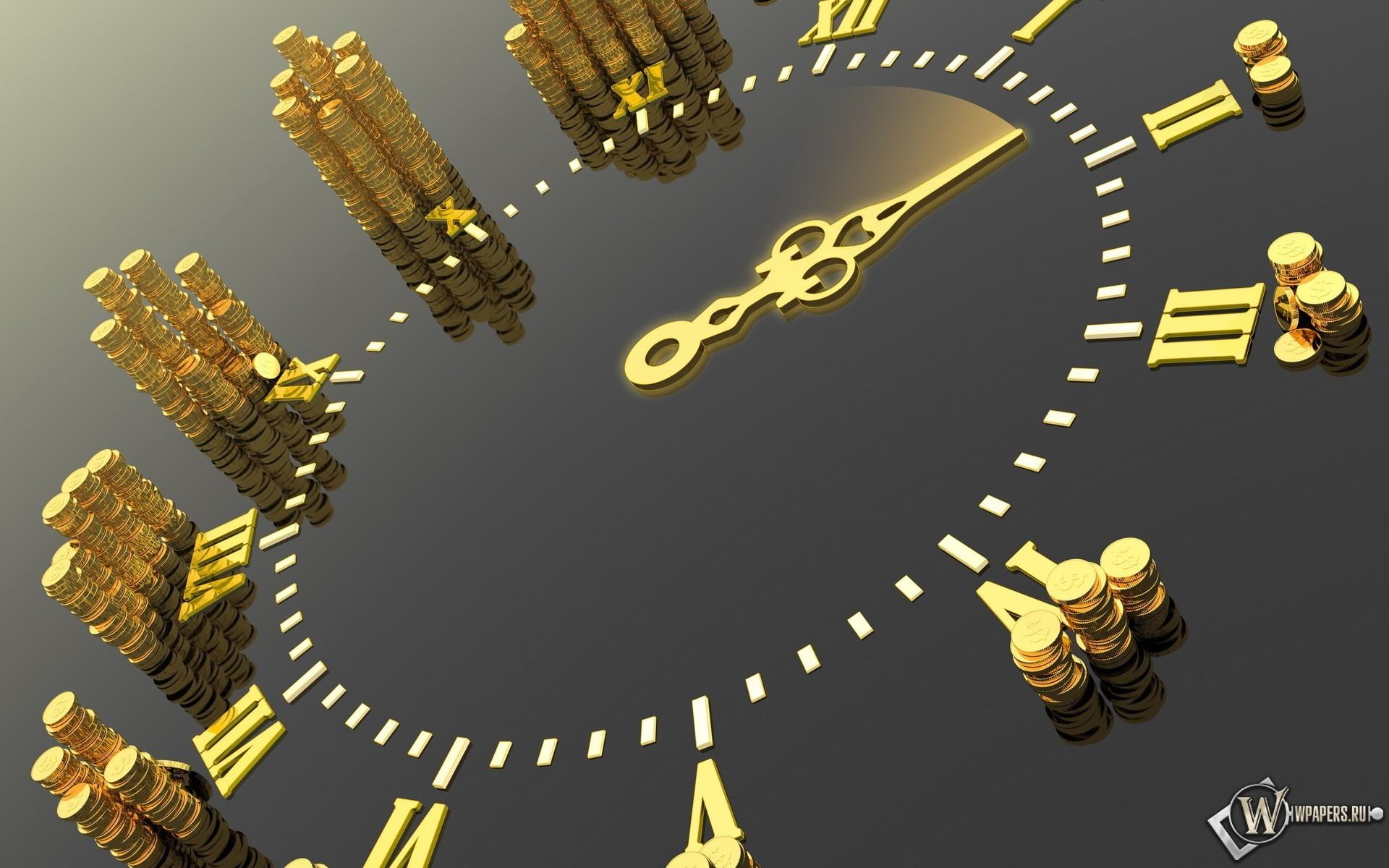 Время - Деньги 1920x1200