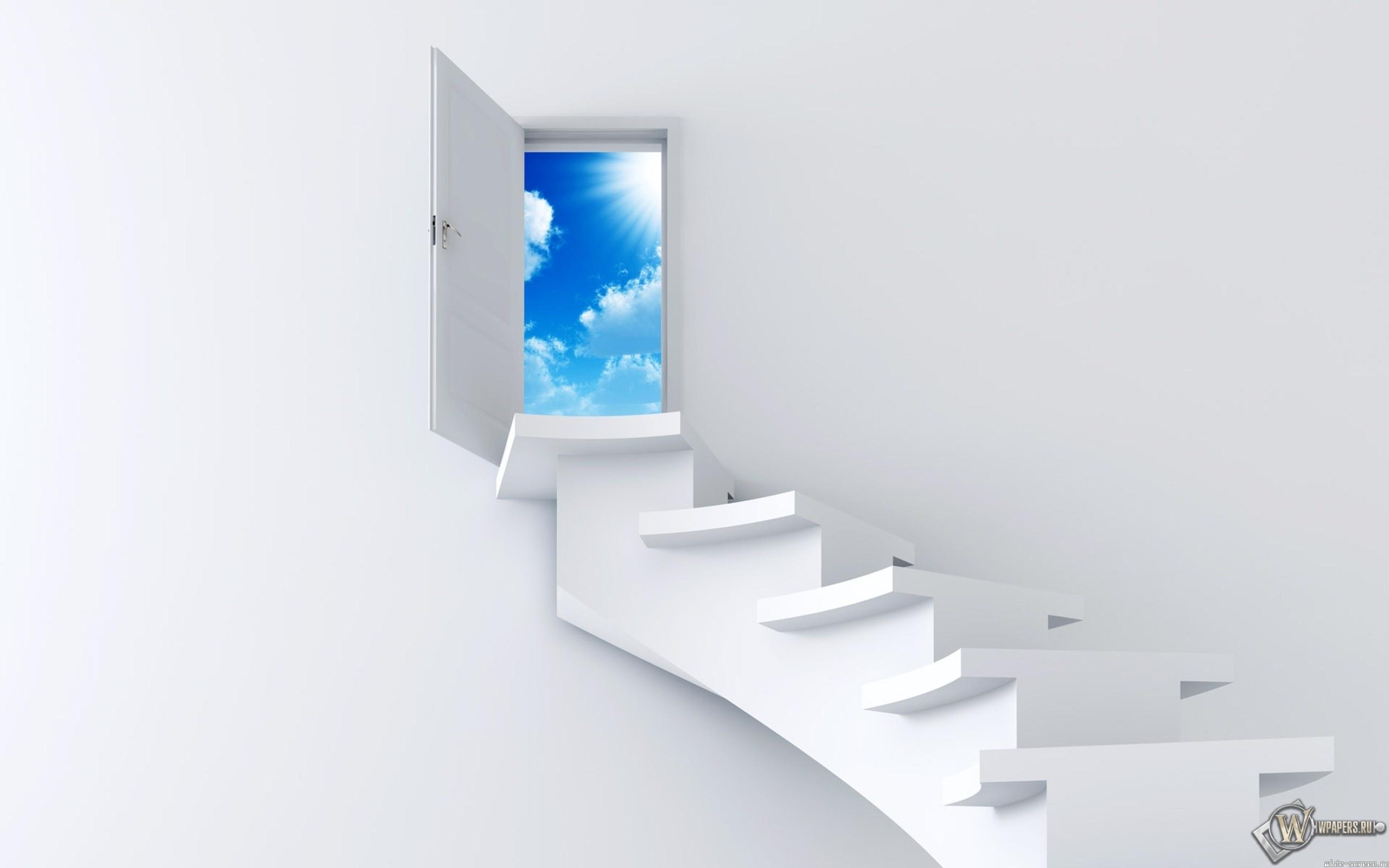 Лестница в небо 2560x1600